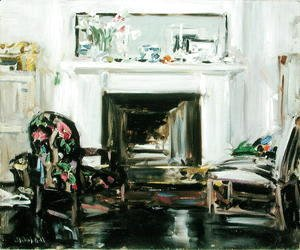 Francis Campbell Boileau Cadell - Interior