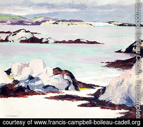 Francis Campbell Boileau Cadell - Isle of Iona