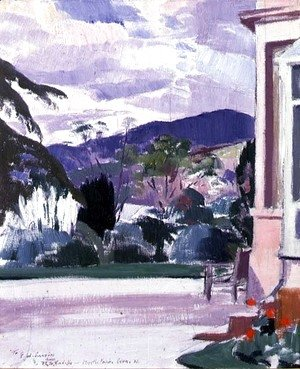 Francis Campbell Boileau Cadell - Myrtle Park Cove, Argyll