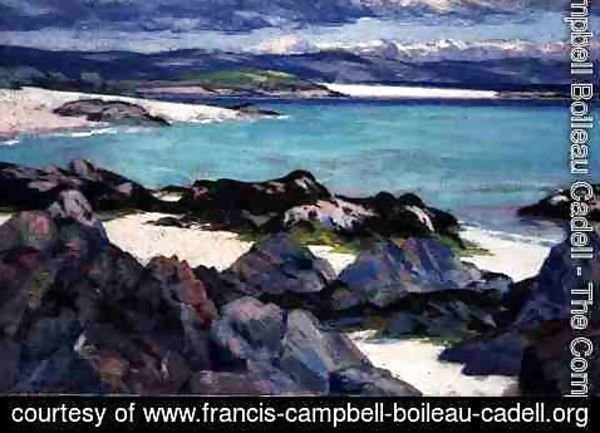 Francis Campbell Boileau Cadell - Iona, The East Bay, 1928