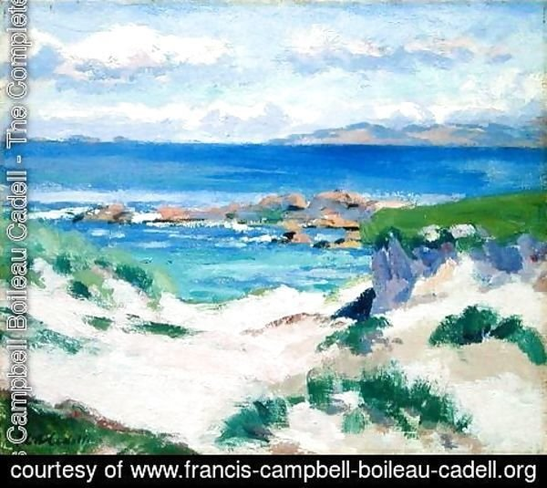 Francis Campbell Boileau Cadell - Iona, c.1920s