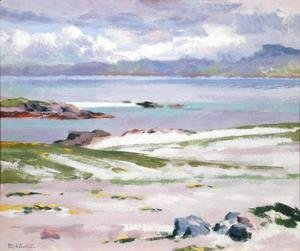 Francis Campbell Boileau Cadell - Iona, 1928