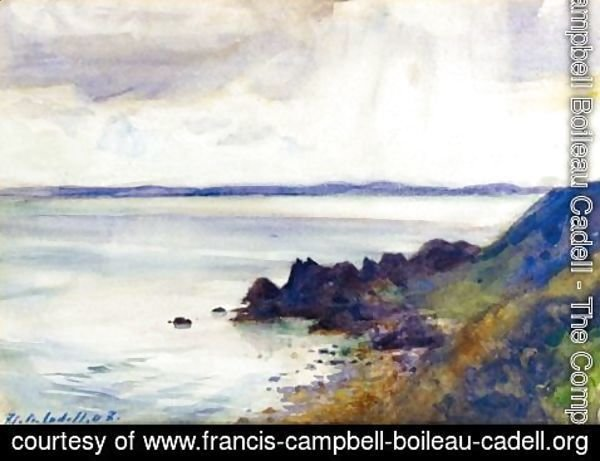Francis Campbell Boileau Cadell - Ravenhall Rocks, Galloway