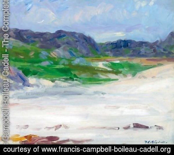 Francis Campbell Boileau Cadell - Iona 3