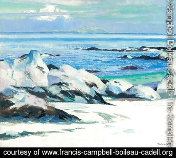 Francis Campbell Boileau Cadell - Iona 4
