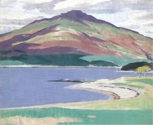 Francis Campbell Boileau Cadell - Sound Of Mull