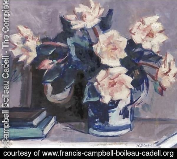 Francis Campbell Boileau Cadell - Roses 3