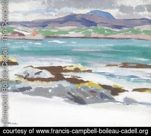 Francis Campbell Boileau Cadell - Iona 5
